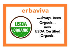 Erbaviva Certified Organic Baby Skin Care Products